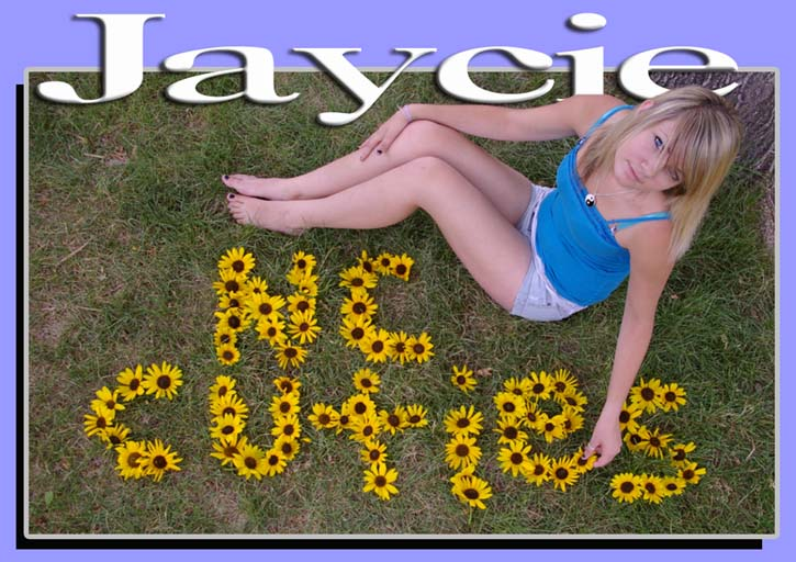 See more samples and behind-the-scenes photos at Jaycie's Fan Club: